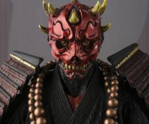 Star Wars Movie Realization Darth Maul, Jango Fett & Shadowtrooper