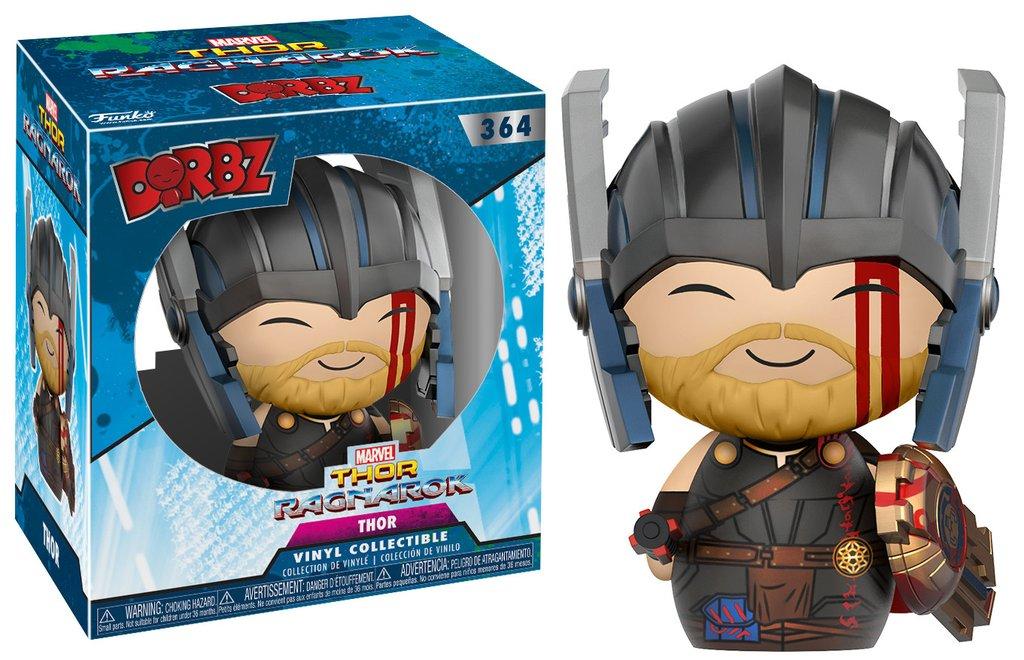 Thor Ragnarok Dorbz Figures